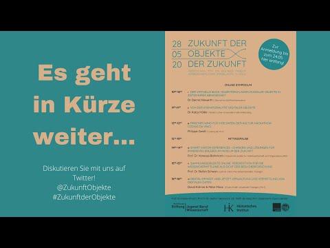 Symposium: Zukunft Der Objekte - Objekte Der Zukunft