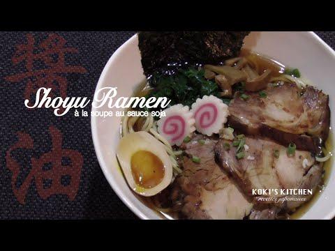 [École-de-ramen-③]-shoyu-ramen-en-10-mins-!!-|-recette-facile-et-rapide-(#012)