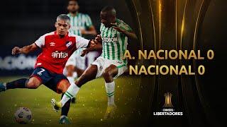 Atlético Nacional vs. Nacional [0-0]   RESUMEN   Fecha 4   CONMEBOL Libertadores 2021