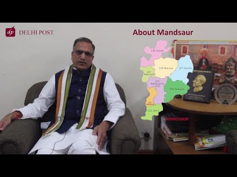 Delhi Post Interview with Sudheer Gupta MP Lok Sabha | Opium & Farmers issues |
