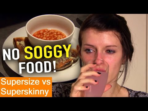 2 Stone UNDERWEIGHT | Supersize Vs Superskinny | S05E05 | How To Lose Weight | Full Episodes