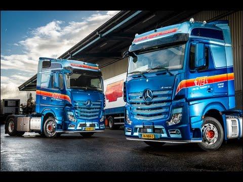 Trucking to Denmark