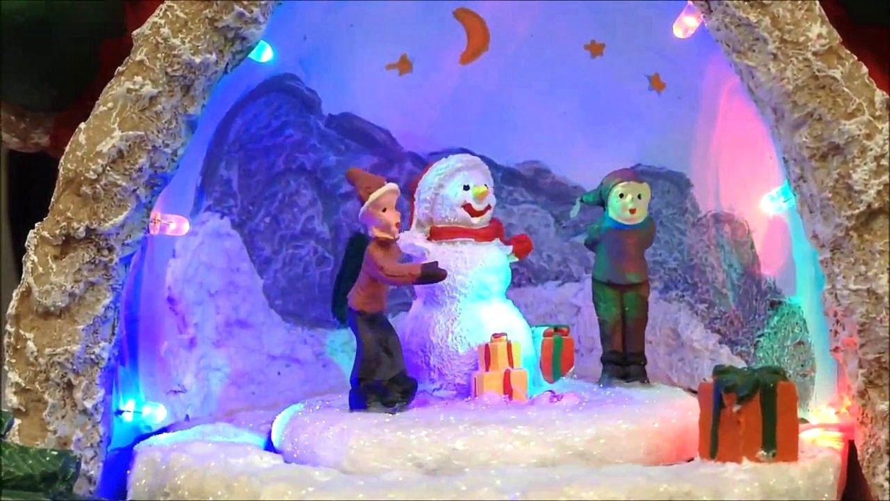 christmas wonderland with my top 5 animated christmas scenes - Animated Christmas Scenes