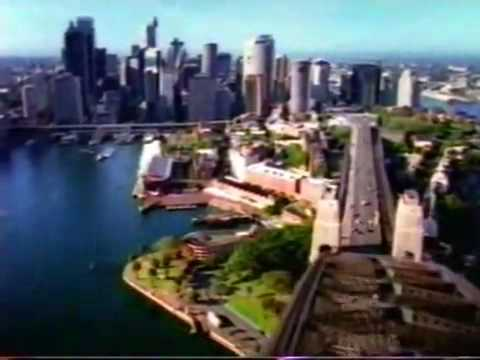 2000 Sydney Summer Olympic Games Opening