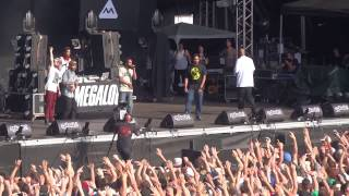 Megaloh - Programmier dich neu // Rap Cypher Splash! Festival 2013