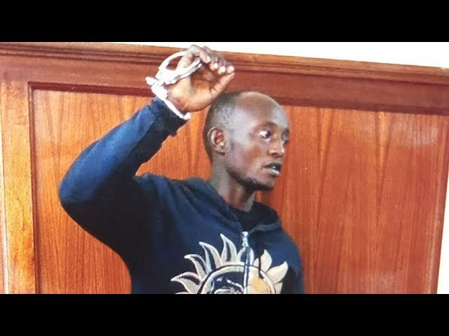 Man who tried to smuggle new-born daughter from KNH freed