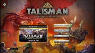 Talisman Digital Edition - A Cards and Cardboard Digital Review