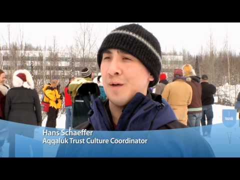 MSI317 Aqqaluk Trust Snow Golf Tournament Video 2