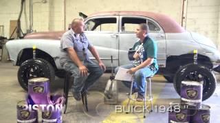 """Pistones Shop Buick 1948"""""""