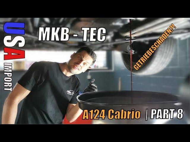 MKB TEC | Getriebeschaden?! Es geht endlich weiter... | Part 8