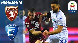 Torino 3-0 Empoli | Torino Eased to a 3-0 Victory Over Empoli | Serie A