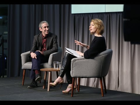 MLTalks with Douglas Rushkoff