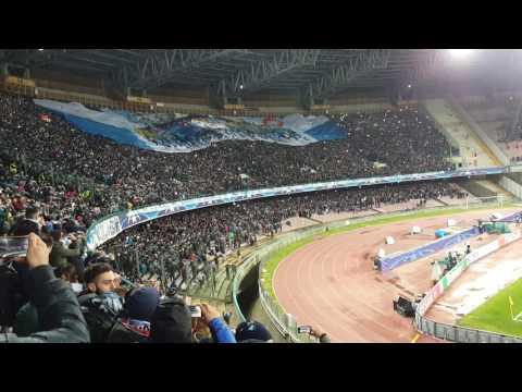 Napoli Real formazioni e Urlo TheChampions HD