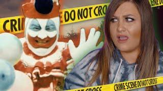John Wayne Gacy: The Serial Killer Clown #Crimetober