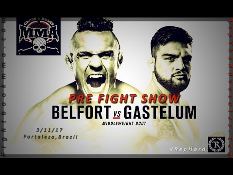 UFC Fortaleza Pre-Fight Show presented by CrossBonesMMA