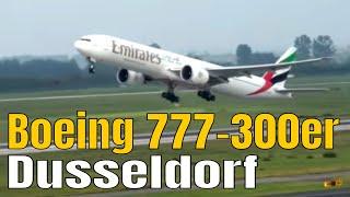 Boeing 777-300ER - Größtes Flugzeug der Welt mit zwei Triebwerken