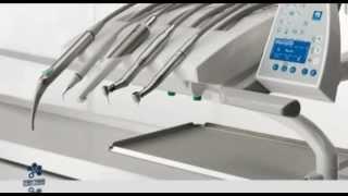 S200 Continental - стоматологическая установка с верхней подачей инструментов | Stern Weber (Италия)(, 2015-06-15T16:37:12.000Z)