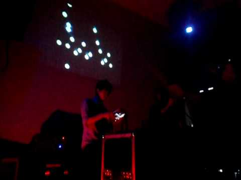 Choi Sai Ho S.T. feat. Kenneth Tsang Part 3 at T(h)ree Release Party Showcase in Space