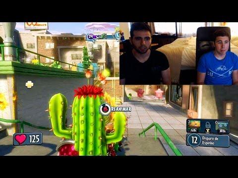 EL SNIPER!!   PLANTAS VS ZOMBIES: GARDEN WARFARE   c/ Vegetta (XBOX ONE Gameplay)