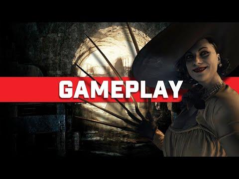 Resident Evil Village: Maiden Demo Gameplay (4K HDR)