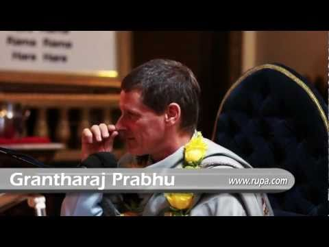 Lecture - Madhavendra Puri Prabhu - SB 10.2.17 - Meaning of dham