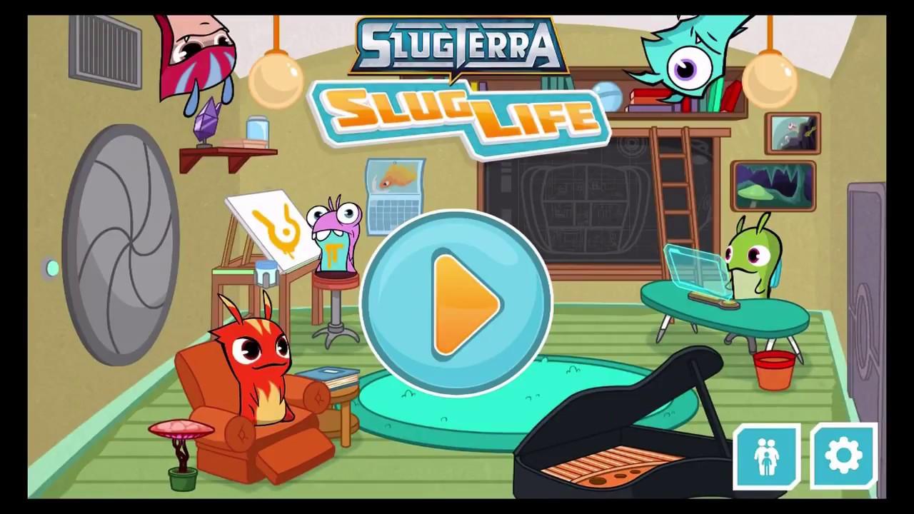 Slugterra - Slug Life Cupcake Digital Game - Kid Friendly Gaming! - Episode 1 FULL HD