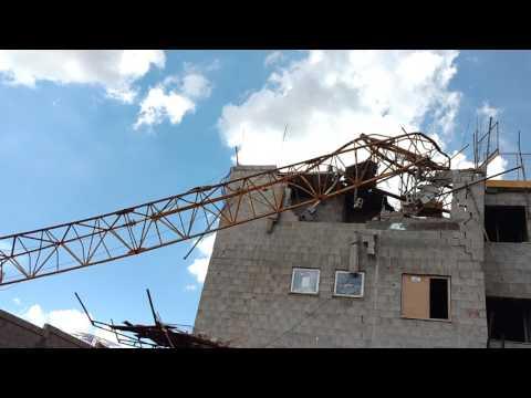 Acidente com a groa em otolainda na obra brz(3)