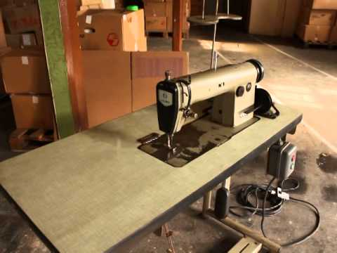 Juki DDL 40 Industrial Sewing Machine For Sale YouTube Stunning Juki Sewing Machine For Sale