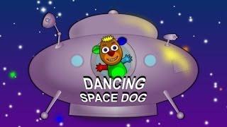 Детская игра на Андроид Dancing Space Dog