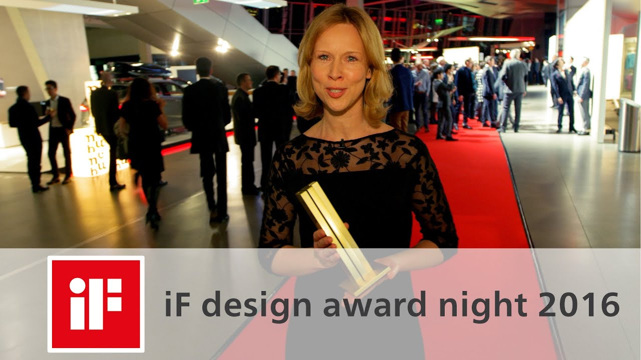 If design award night 2016 youtube for Milano design award 2016