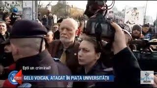 Stirile Kanal D (21.12.2019) - Gelu Voican, atacat in Piata Universitatii! | Editie de seara