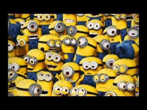 Minions Original Motion Picture Soundtrack 2015 Mellow Yellow