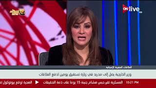 أبرز التصريحات السفير جمال بيومي مساعد وزير الخارجية الأسبق حول  العلاقات المصرية الإسبانية
