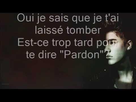 Sorry Justin Bieber Traduction Française