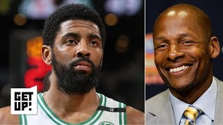 Kyrie failed to 'bring the Celtics together' in their series loss to the Bucks - Ray Allen | Get Up!