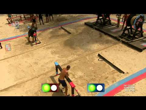 Survivor All Star - Ödül Oyunu 1.Bölüm (6.Sezon 15.Bölüm)