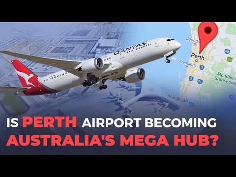 Is Perth Airport Becoming Australia's Mega Hub?