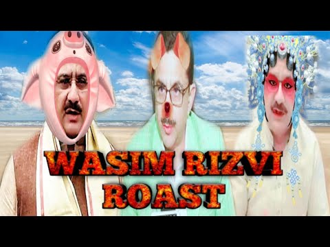 Wasim Rizvi Roast!  Secular Miya Bhai