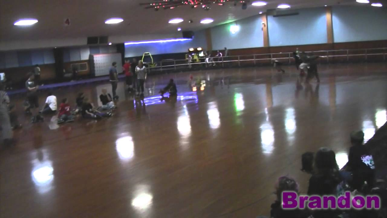 Astro Skate: Jam Skate Club in Brandon  YouTube