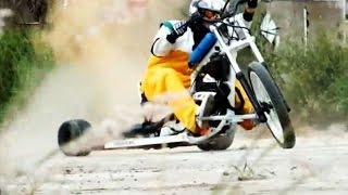 Motor Drift Trike - Lekin / Trailer