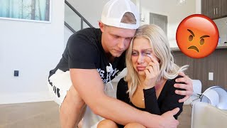 I GOT BEAT UP BY MY BOYFRIEND PRANK ON BROTHER!! ** MUST WATCH!! **