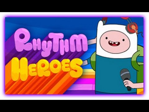 Adventure Time - Rhythm Heroes - Adventure Time Games