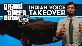 GTA 5 INDIAN VOICE TROLLING