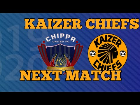 absa-premiership-2019/2020-chippa-united-vs-kaizer-chiefs