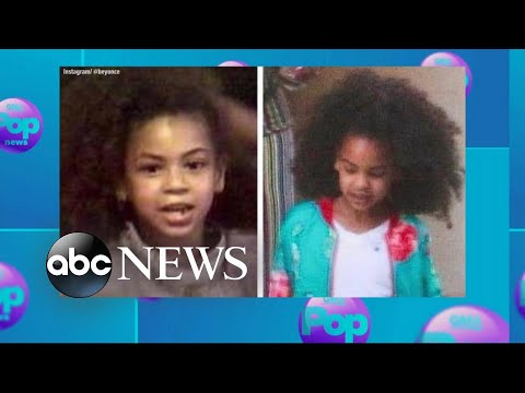 Willie Moore Jr. - WATCH! Beyonce posts 'twinning' photo with daughter Blue Ivy