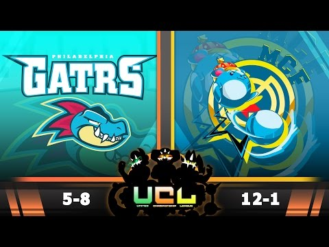 Pokemon ORAS Wifi Battle | Philadelphia Feraligatrs VS Real Marill (Week 14 - UCL)