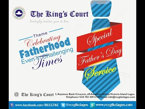 Mother's Day Service RCCG TKC Lagos