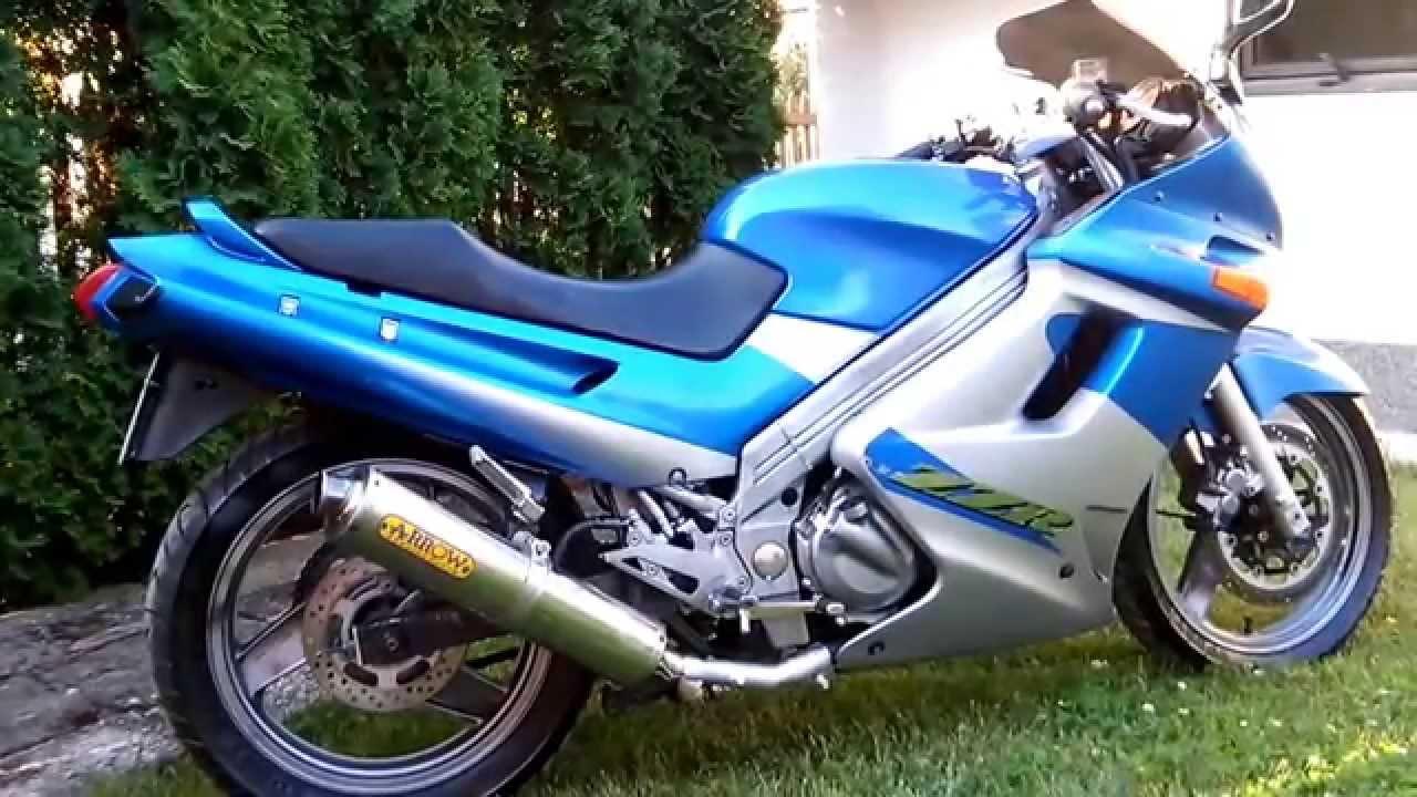 Kawasaki Zzr250 2002