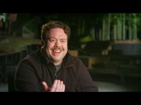"Fantastic Beasts and Where To Find Them ""Jacob Kowalski"" Interview - Dan Fogler"