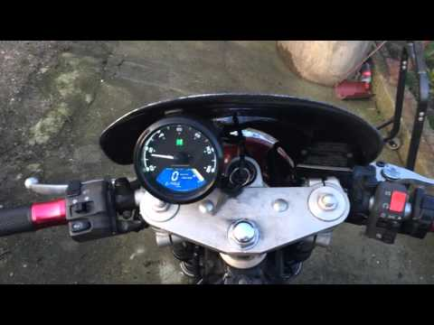 Thumbnail: FZS600 Fazer with Ebay Speedometer RPM Signal wiring solution